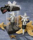 Elegant Starfish Bottle Stopper Favors