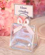 Unique Handbag Placecard Favors