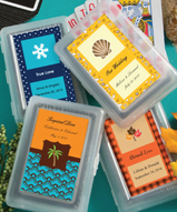 Personalized Playing Card Favors For All Occassions