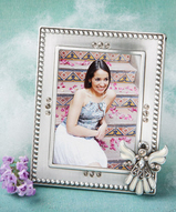Angel Themed Picture Frame Favor
