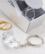 Diamond Bling Key Chain