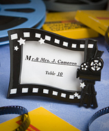 Hollywood Movie Theme Place Card/Photo Frame Favors