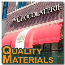 the  finest awnings materials in atlanta