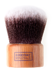 kabuki brush for mineral makeup