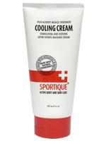 Cooling Massage Cream by Sportique