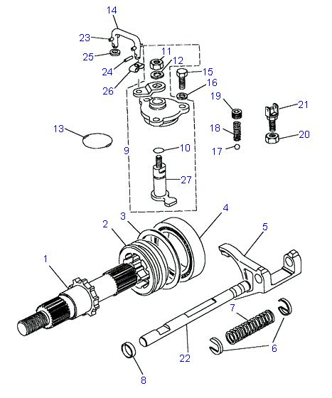 land rover lt230 transfer case diagram  land  free engine