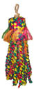 Planet Pleasures Pinata Octopus bird toy
