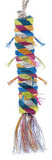 Planet Pleasures Hex Tower bird toy
