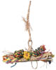 Planet Pleasures Folding Bouquet bird toy