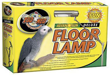 ZooMed AvianSun Deluxe Floor Lamp