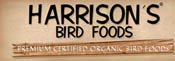 Harrisons Bird Food Logo
