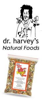 Dr. Harveys Perfect Parrot Food