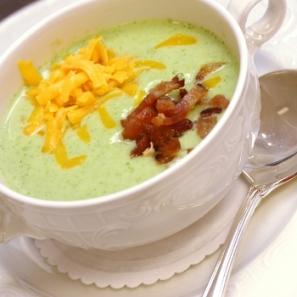 Creamy Cheddar Broccoli Soup Mix