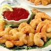 Oven Fried Shrimp