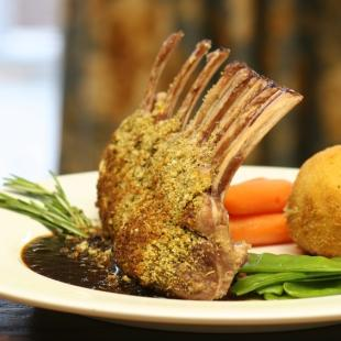 French Rack of Lamb