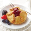 Triple Berry Tartlet Dessert