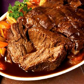 Pot Roast Meal